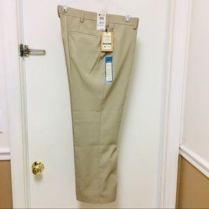 Haggar NWT slacks dress pants  W38 L29 straight